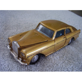Rolls Royce Silver Cloud Ill Dinky Toys Meccano