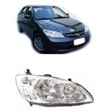 Farol Honda Civic Lado Direito Ano 2004 2005 2006