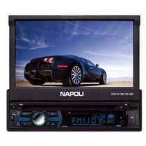 Dvd Retratil Napoli 7967 Tv,bluet,dvd,cd,usb,camera Re
