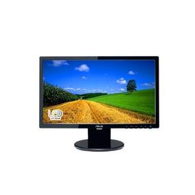 Asus Ve208t Pantalla Ancha De 20 Pulgadas Monitor Lcd W4
