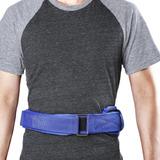 Cintura Trasera Fuerte Apoyo Levantamiento De... (xl, Blue)