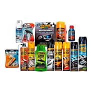Super Kit Lavado Premium Auto 14 Productos
