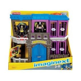 Imaginext Dc Prisão De Gotham - W9642 - Mattel