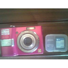 Camara Panasonic Lumix De 8.1 Megapixeles