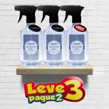 Água Perfumada Roupas 510ml - Leve 3 X Pague 2