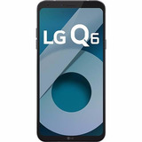 Smartphone Lg Q6 Dual Chip Android 7.0 Tela 5.5 Full Hd