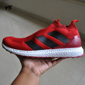 adidas Ultra Boost Ace 16+ Pure Control Red