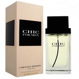 Perfume Carolina Herrera Chic 100 Ml Men
