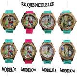 Relojes Nicole Lee Para Damas El Mejor Precio Importadores