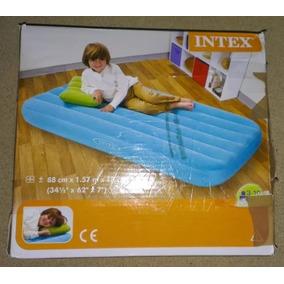 Colchon Inflable Marca Intex Para Niños