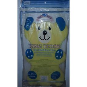 Esponja Para Bañar Bebes En Forma De Oso 50cm(solo Amarillo)