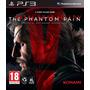 Metal Gear Solid V The Phantom Pain Ps3 Digital Español