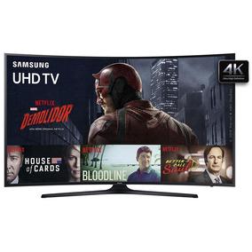 Smart Tv 49 Tela Curva Ultra Hd 4k Un49ku6300gxzd Samsung