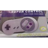 Controle Snes Super Nintendo Famicon Recife Pe