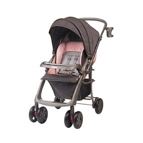 Carrinho De Bebê Com Bebê Conforto Hercules Rubi Premium - R
