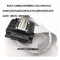 Flats Cabeça Epson L355 L365 L375 L555 L110 - Novo