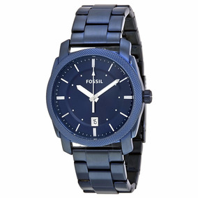 Reloj Fossil Machine Blue Fs5231 | Envío Gratis | Watchito
