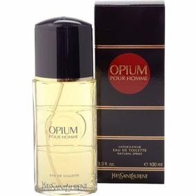 Perfume Opium Pour Homme Yves Saint Laurent Edt 100ml