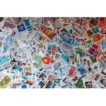 Lote Com 350 Selos Comemorativos Da Alemanha