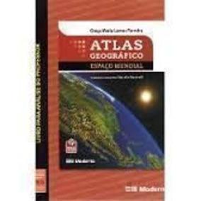 Atlas Geográfico - Espaço Mundial (livro Do Professor)