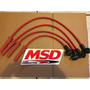 Cables De Bujias Msd 8.5mm Fiesta , Ka , Courier, Ikon 1.6l