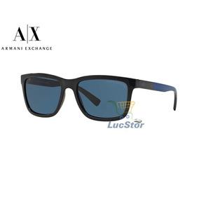 Oculos De Sol Armani Exchange Ax4045sl 8177/50 56 Masculino