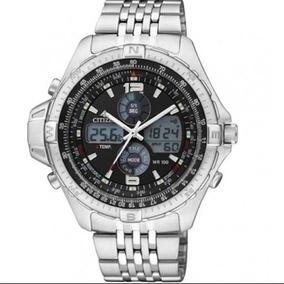 Relógio Citizen Js1041-59e Promaster Tz10093t Termômetro