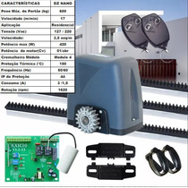 Kit Motor Automático Rossi Dz Nano Turbo 1/4hp