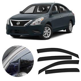 Calha Defletor Chuva Nissan Versa 2011 Até 17