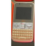 Celular Mp20 Q5 Fashion Teclado Qwerty 2 Chips Dourado