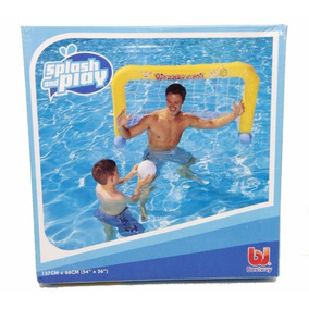 Arco Inflable Water Polo - Futbol. Bestway