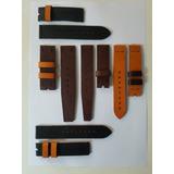 Mallas De Cuero Para Reloj Artesanales Y Unicas-panerai