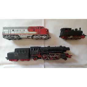 Tren Marklin Locomotoras Vagones Y Vias