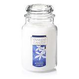 Vela Aromática Large Jar Midnight Jasmine Yankee Candle