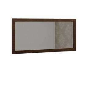 Quadro Espelho Bari/castor/rufato