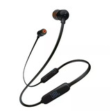 Audifono Jbl In-ear T110 Bluetooth Negro