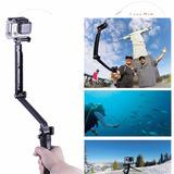 Selfie Stick Accesorio Go-pro Tripie 3way Action Cam Eken