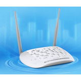 Router Modem Wifi Adsl Aba Cantv 300mbps W8961 Tp-link Gtia
