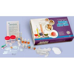 Quimica Divertida Kit De Ciencias Para Todos Tom
