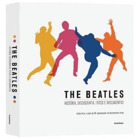 Livro The Beatles História, Discografia, Fotos E Documentos