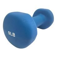 Pesas Mancuernas Unofit 1 Pza 9 Lbs (4 Kg) Neopreno Fitness