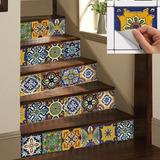 Mosaicos Autoadhesivos Para Escaleras Y Decoracion Mandala