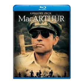 Blu Ray Macarthur - Gregory Peck - Dub/leg. Lacrado
