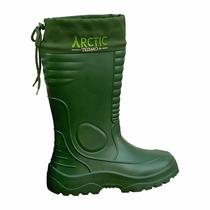 Bota De Abrigo Verde Arctic Termo