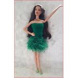 Se Venden Lindos Vestidos Tejidos Medida De Barbie Original