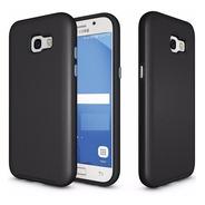 Estuche Protector Antichoque Rugged Samsung A3 2017 - Negro