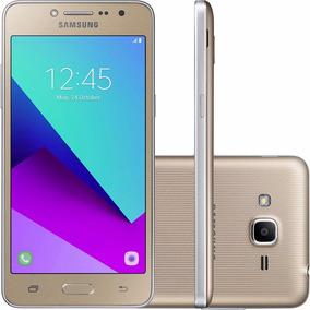 Samsung Galaxy Grand Prime Duos Quad Dualchip 4g Gold Tela 5