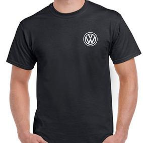 Remera Bordada Volkswagen