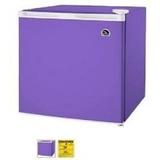Igloo 1.7 Pies Cúbicos Refrigerador Puprle Nuevo Color Cali