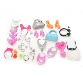 Kit Acessórios Barbie